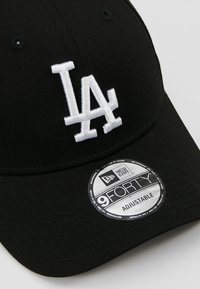 New Era - 9FORTY MLB LOS ANGELES DODGERS  - Pet - black - 6