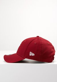New Era - LEAGUE ESSENTIAL 9FORTY - Czapka z daszkiem - cardinal/optic white - 3