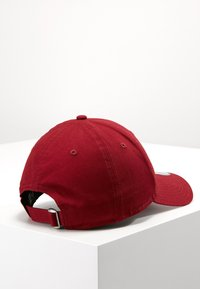 New Era - LEAGUE ESSENTIAL 9FORTY - Czapka z daszkiem - cardinal/optic white - 2