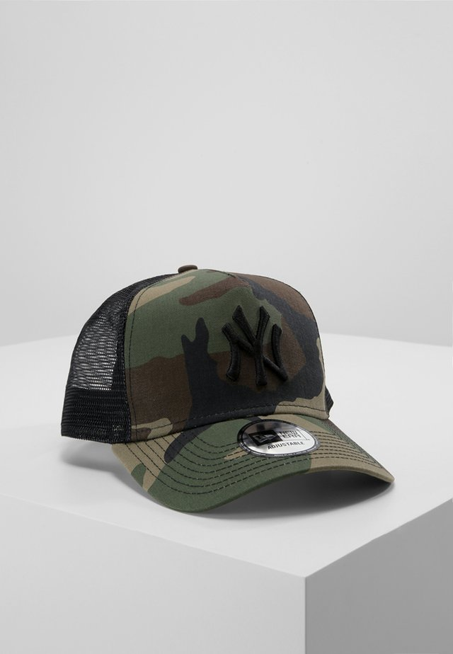 CLEAN TRUCKER - Cap - multi-coloured