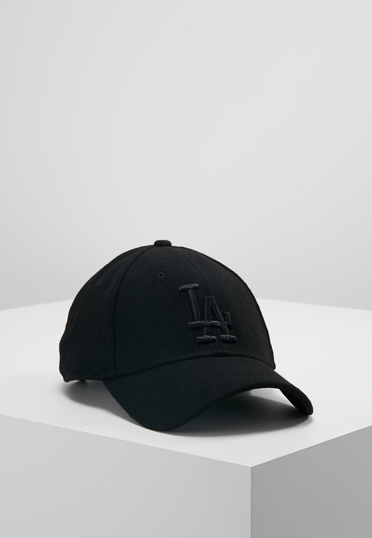 New Era - THE WINTER COLLECTION MELTON 9FORTY - Cap - black