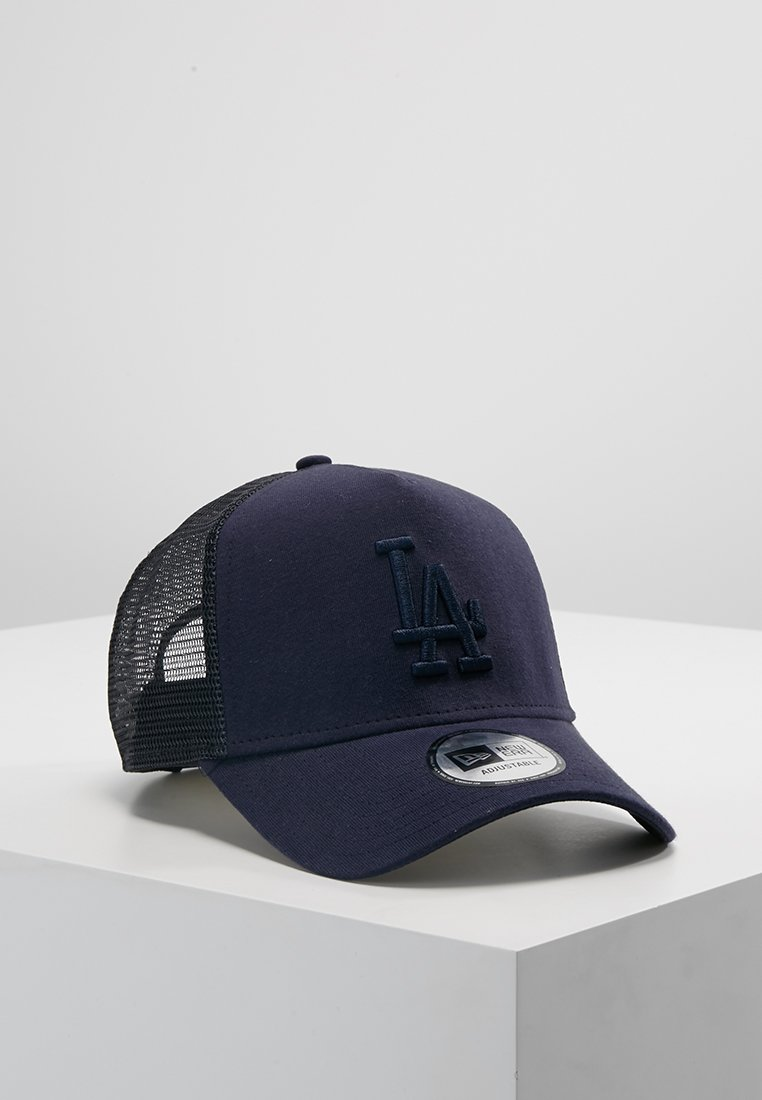 New Era - ESSENTIAL E-FRAME - Cap - navy/navy