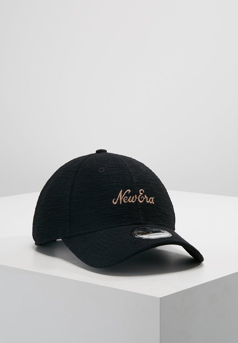 New Era - FORTY SNAPBACK - Cap - black/khaki