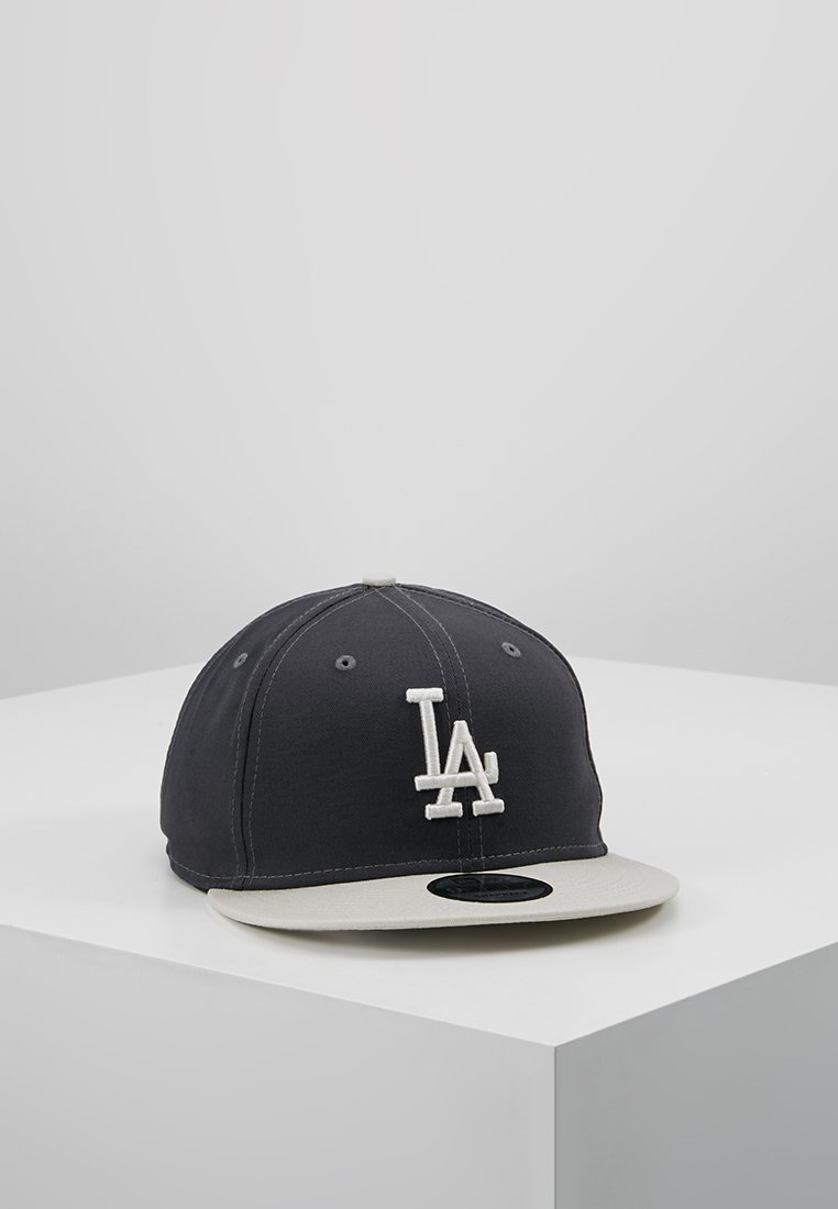 New Era - LEAGUE ESSENTIAL 9FIFTY - Cap - black/grey