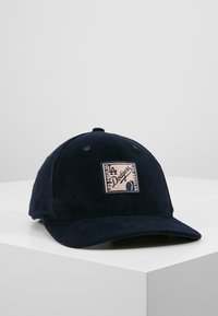 New Era - PATCH 9FIFTY - Czapka z daszkiem - navy - 0