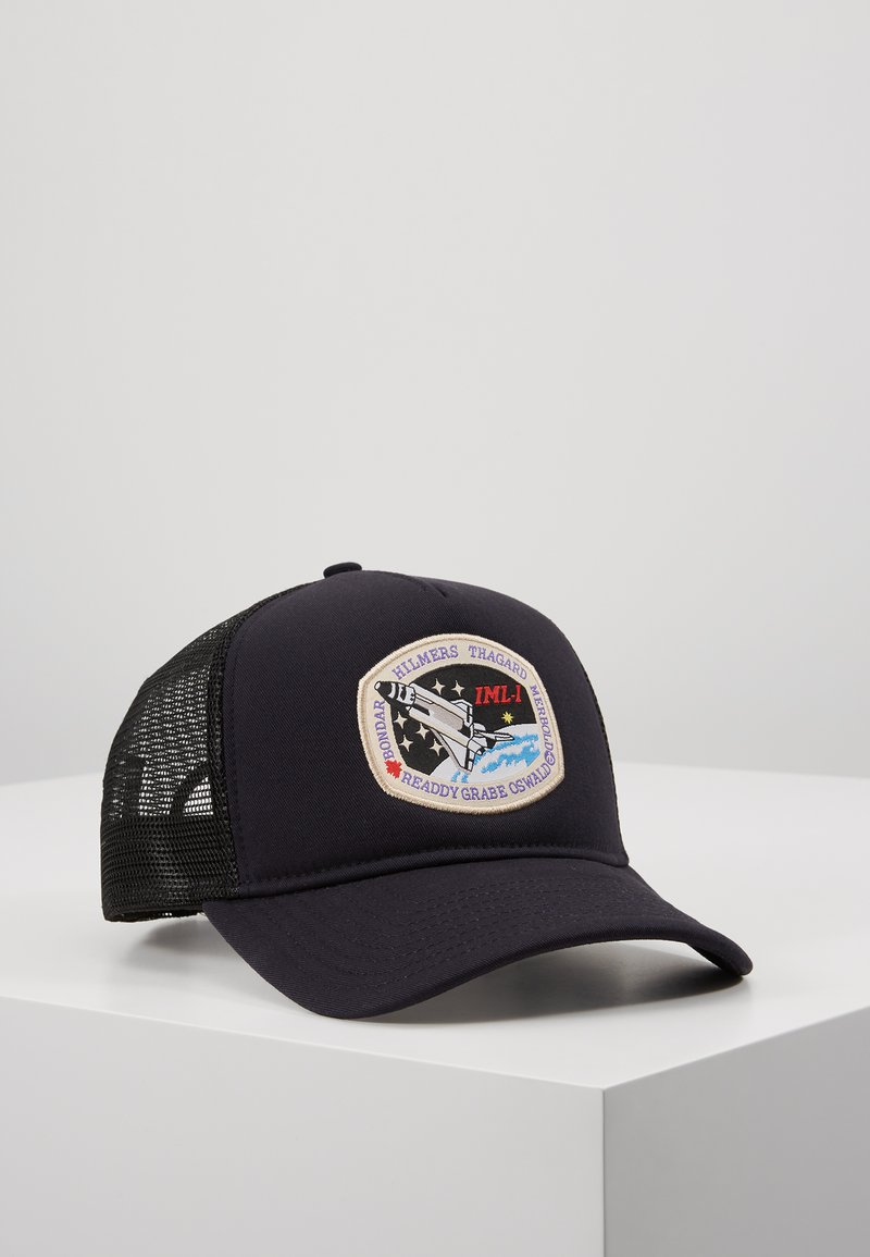 New Era - ISA X NEW ERA TRUCKER - Cap - navy