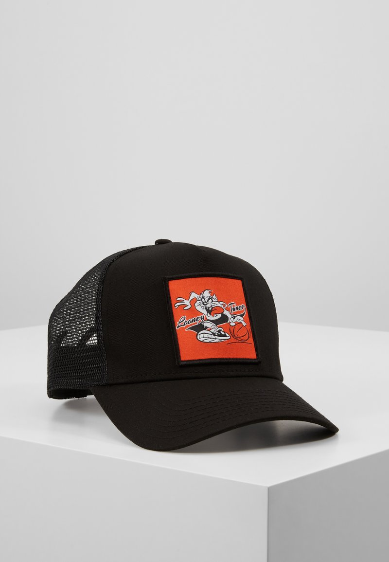 New Era - LOONEY TUNES TRUCKER - Kšiltovka - black/red