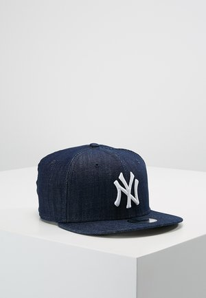9FIFTY MLB NEW YORK YANKEES SNAPBACK - Lippalakki - navy/optic white