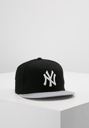 9FIFTY MLB NEW YORK YANKEES SNAPBACK - Lippalakki - black/grey