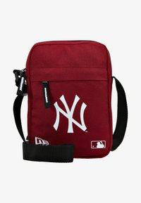 New Era - MLB SIDE BAG NEYYAN  - Umhängetasche - red - 1