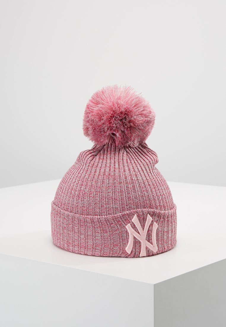 New Era - ENGINEERED FIT BOBBLE NEW YORK YANKEES - Pipo - pink
