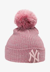 New Era - ENGINEERED FIT BOBBLE NEW YORK YANKEES - Pipo - pink - 1