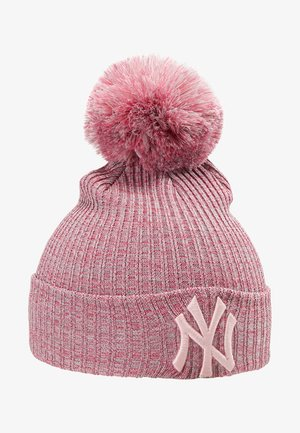 ENGINEERED FIT BOBBLE NEW YORK YANKEES - Czapka - pink