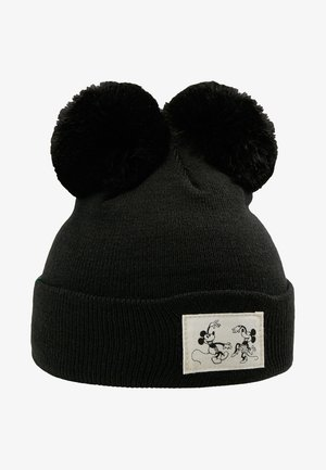 MICKEY MOUSE DISNEY KIDS - Bonnet - black/off white