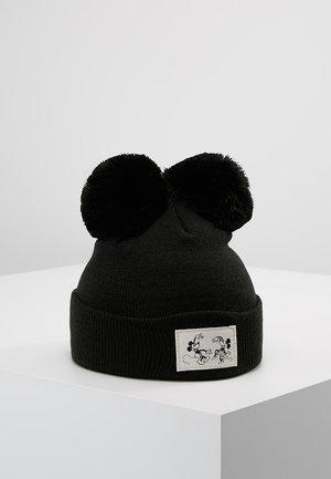 MICKEY MOUSE DISNEY KIDS - Bonnet - black/off white