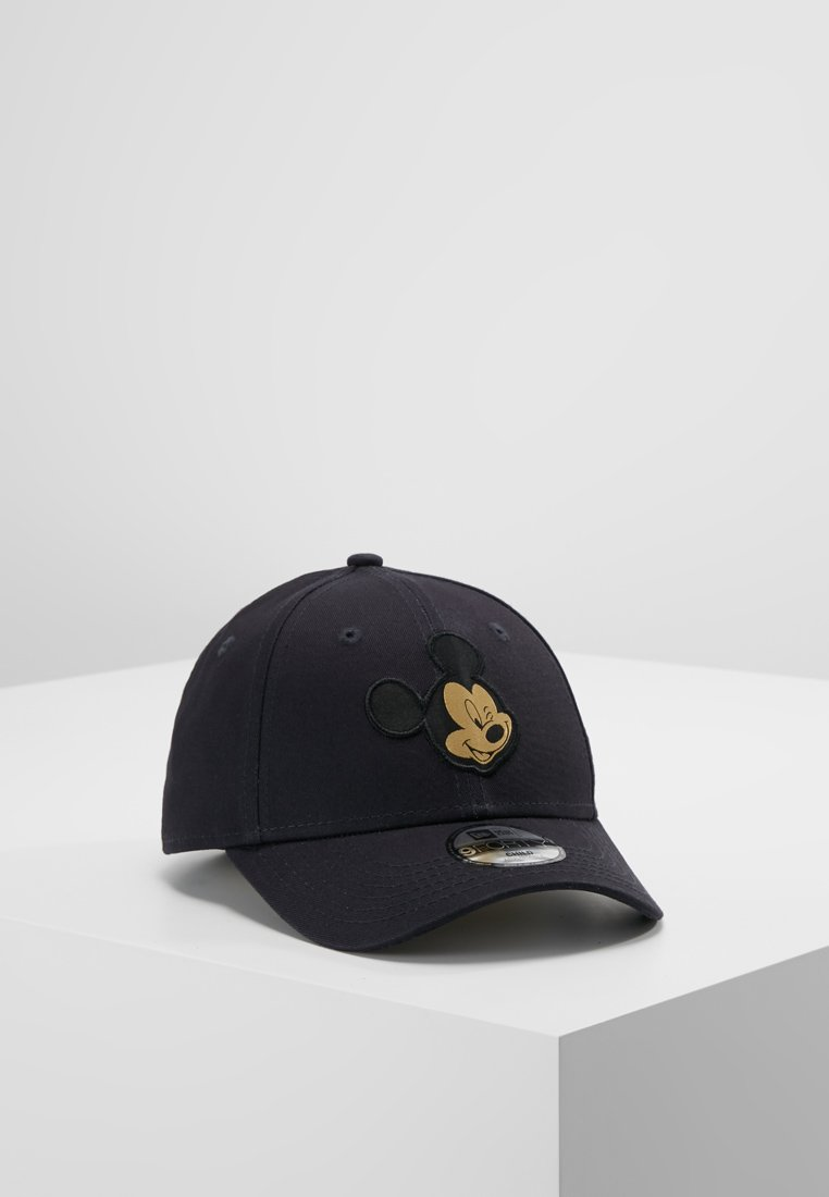New Era - MICKEY MOUSE 9FORTY KIDS  - Casquette - navy/gold