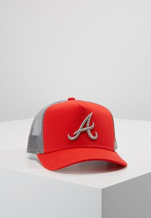 KIDS TRUCKER ATLANTA BRAVES - Lippalakki - red
