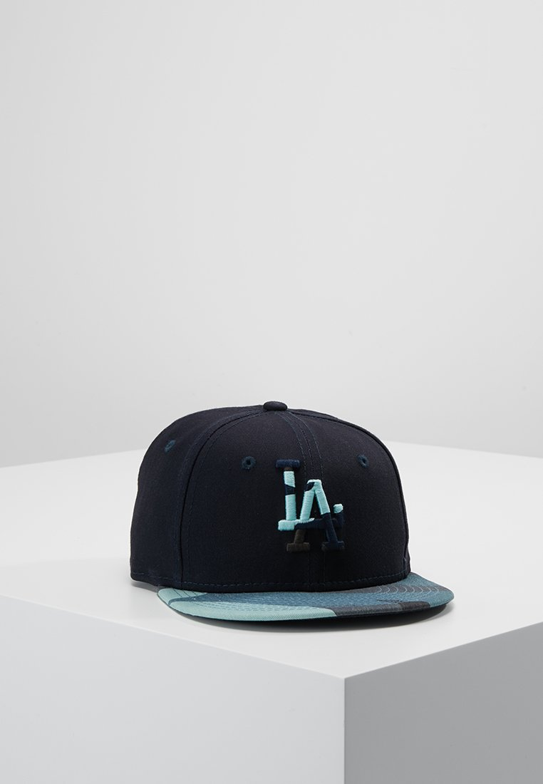 New Era - 9FIFTY LOS ANGELES DODGERS - Cap - dark blue