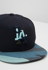 New Era - 9FIFTY LOS ANGELES DODGERS - Cap - dark blue - 2