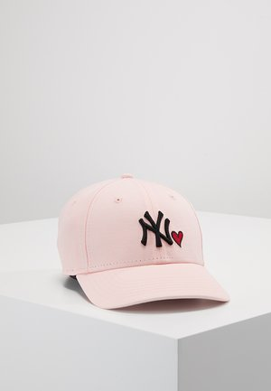 FORTY HEART NEW YORK YANKEES - Lippalakki - rose