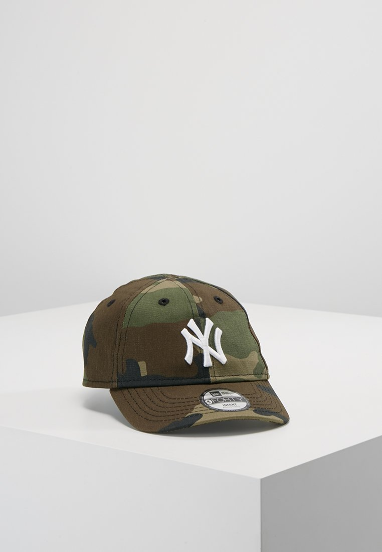 New Era - BABY MY FIRST 9FORTY  NEW YORK YANKEES - Czapka z daszkiem - woodland