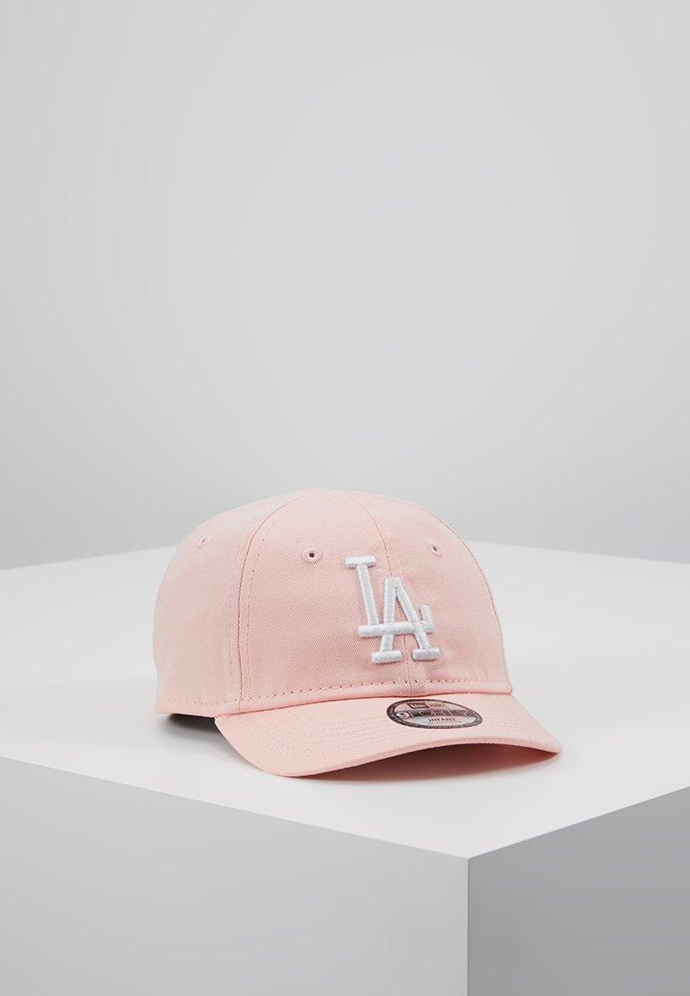 New Era - BABY 9FORTYLOS ANGELES DODGERS - Czapka z daszkiem - pink lemonade/optic white