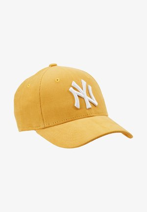 9FORTY NEW YORK YANKEES - Kšiltovka - mustard
