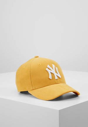 9FORTY NEW YORK YANKEES - Casquette - mustard