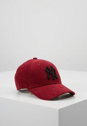 9FORTY NEW YORK YANKEES - Cap - bordeaux