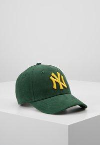 New Era - 9FORTY NEW YORK YANKEES - Lippalakki - dark green - 0