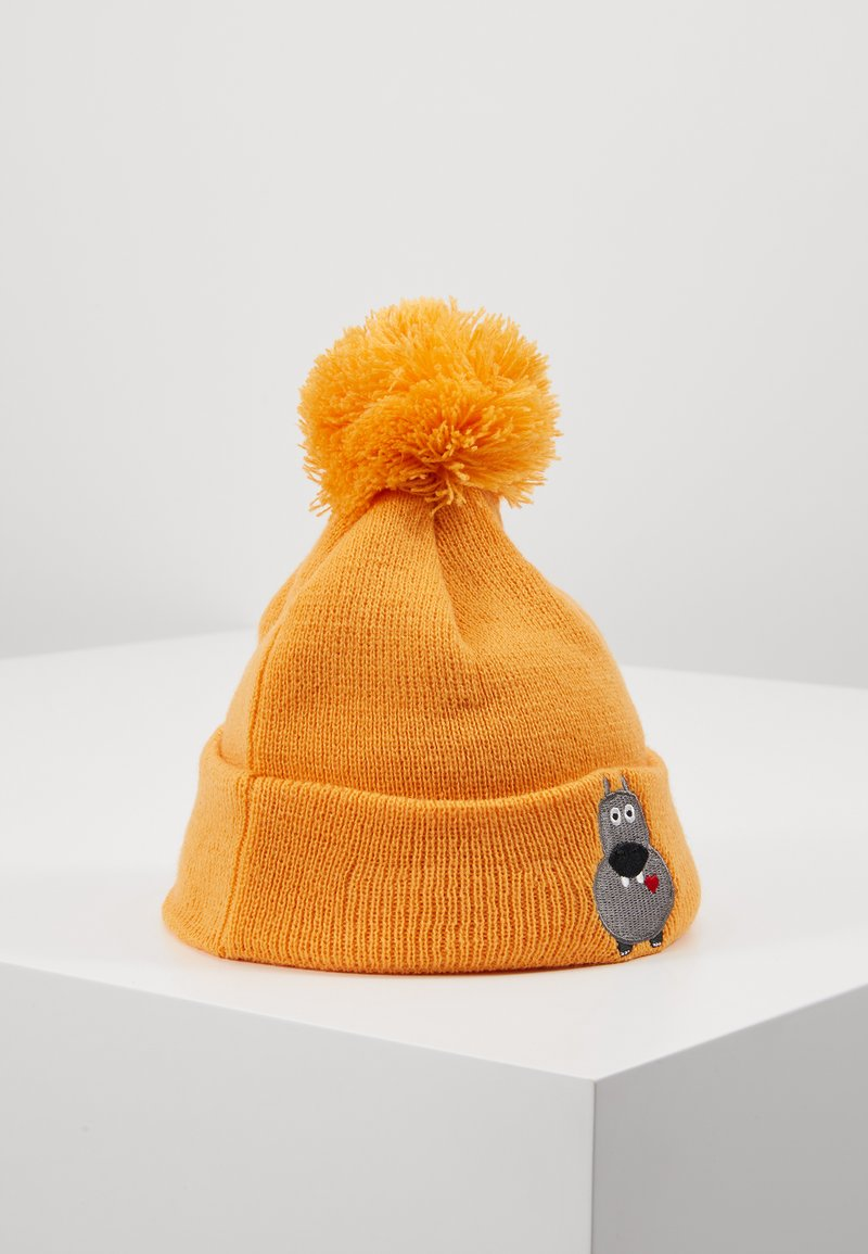 New Era - ANIMAL HEART CUFF - Beanie - orange