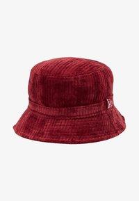 New Era - BUCKET HAT - Hat - cardinal - 1