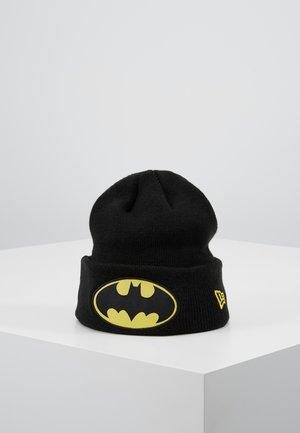 KIDS CHARACTER CUFF BATMAN OFFICAL - Čepice - black