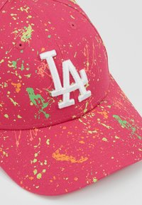 New Era - KIDS PACK FORTY PAINT LOS ANGELES DODGER - Lippalakki - pink - 2