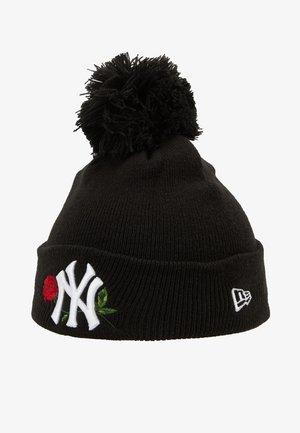 KIDS BOBBLE NEW YORK  - Beanie - black