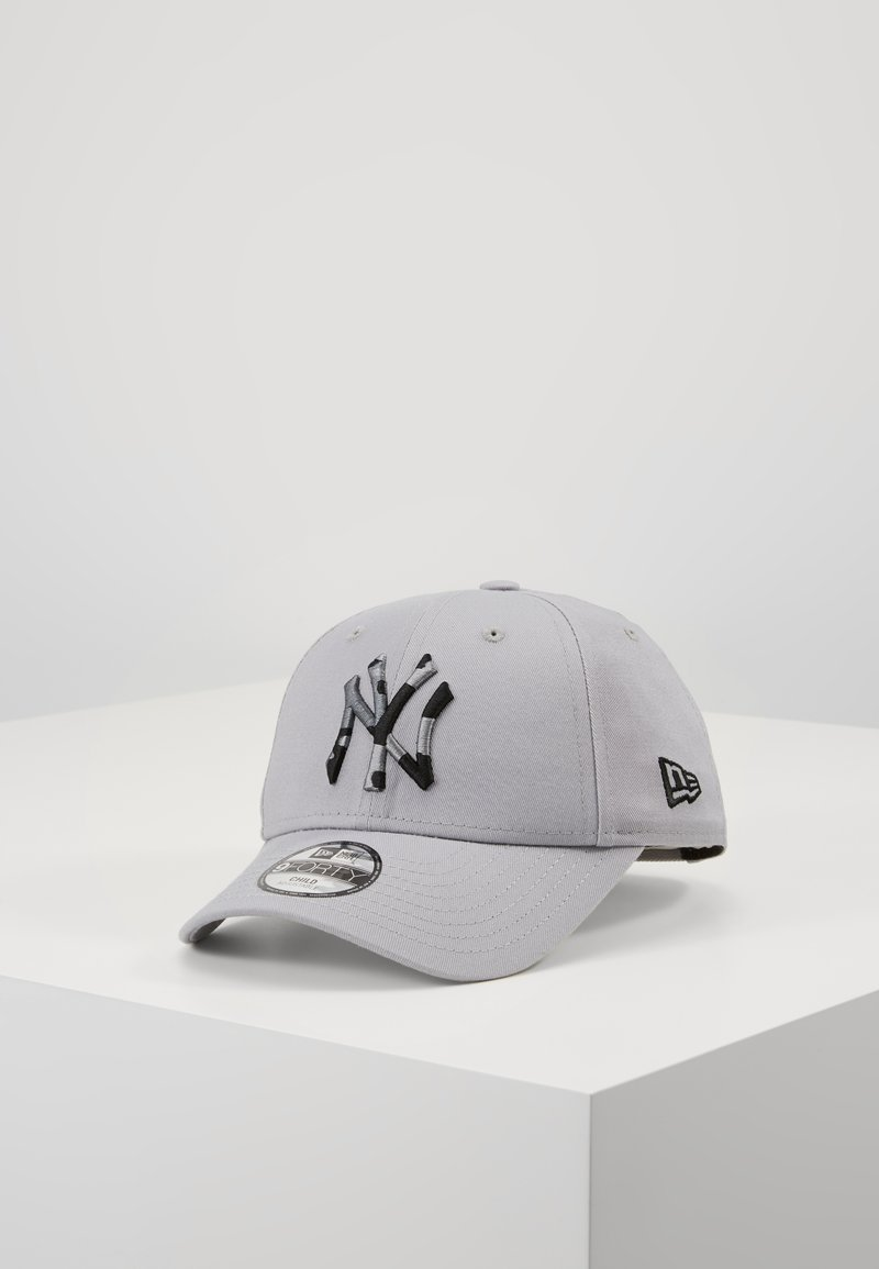 New Era - KIDS CAMO INFILL FORTY NEW YORK YANKEES  - Kšiltovka - grey