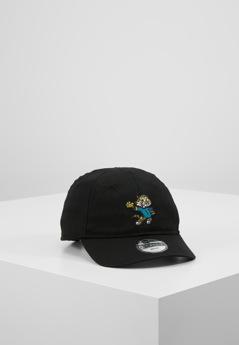 New Era - INFANT MASCOT FORTY JACKSONVILLE JAGUARS  - Czapka z daszkiem - black