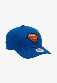 New Era - KIDS CHARACTER SUPERMAN OFFICAL - Kšiltovka - blue - 1