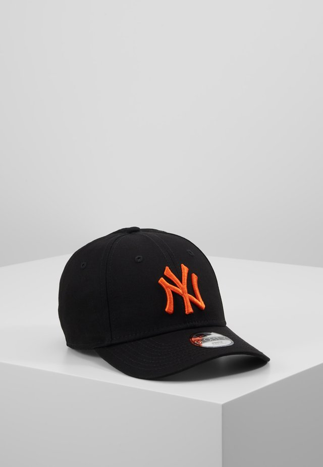 LEAGUE ESSENTIAL FORTY - Keps - black/orange