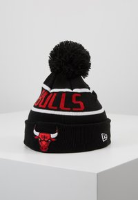 New Era - KIDS BOBBLE CHICAGO BULLS - Czapka - black/red - 0