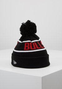 New Era - KIDS BOBBLE CHICAGO BULLS - Czapka - black/red - 3