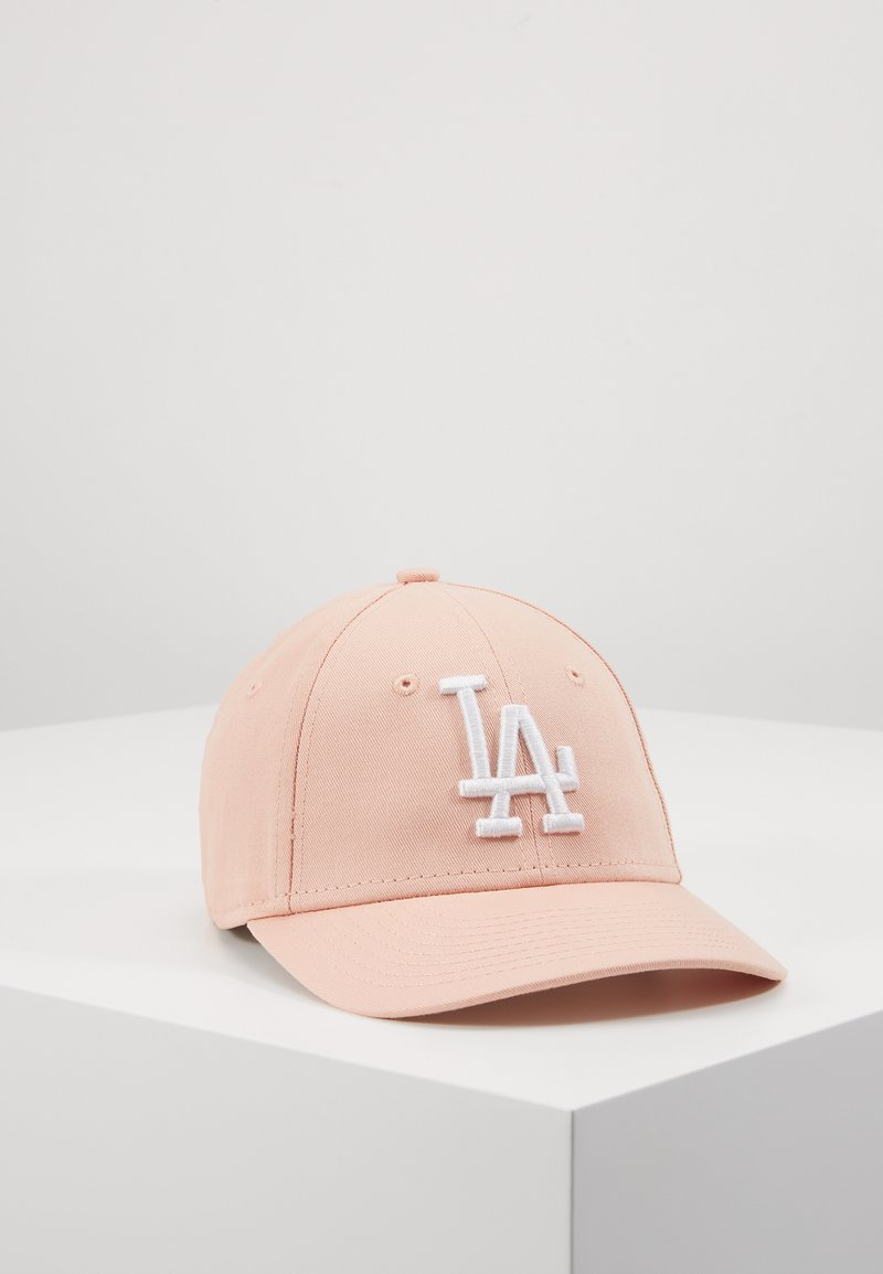 New Era - KIDS ESSENTIAL FORTY LOS ANGELES DODGERS - Lippalakki - beige