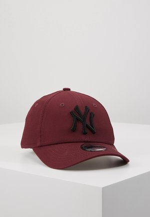 KIDS ESSENTIAL 9FORTY NEW YORK YANKEES  - Lippalakki - bordeaux