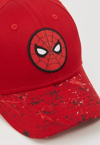 New Era - KIDS CHARACTER 9FORTY SPIDERMAN CAR - Czapka z daszkiem - red - 2