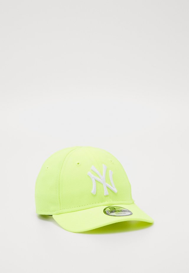 KIDS LEAGUE ESSENTIAL NEON PACK - Kšiltovka - neon yellow