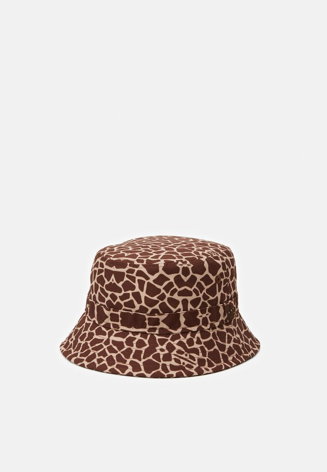 GIRAFFE BUCKET KIDS - Hatt - light brown