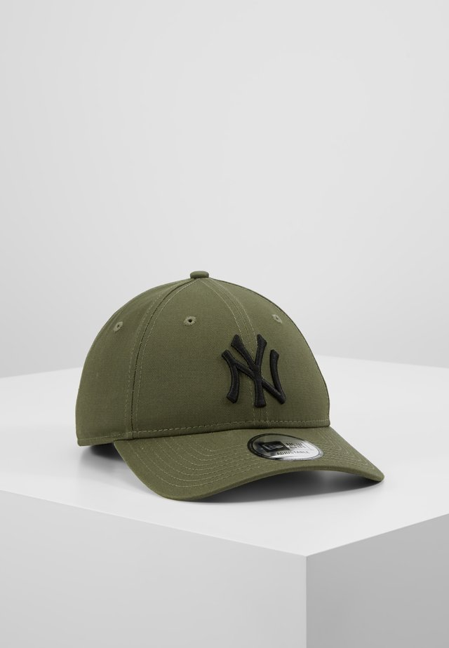 LEAGUE ESSENTIAL 9FORTY LOSDOD LRYWHI - Casquette - olive