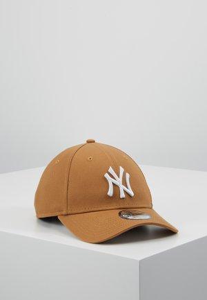 LEAGUE ESSENTIAL 9FORTY LOSDOD LRYWHI - Cap - new york yankees white