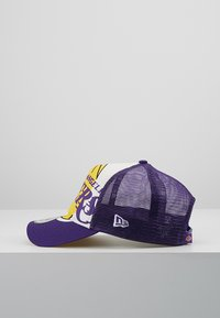 New Era - NBA RETRO PACK TRUCKER - Kšiltovka - los angeles lakers - 3
