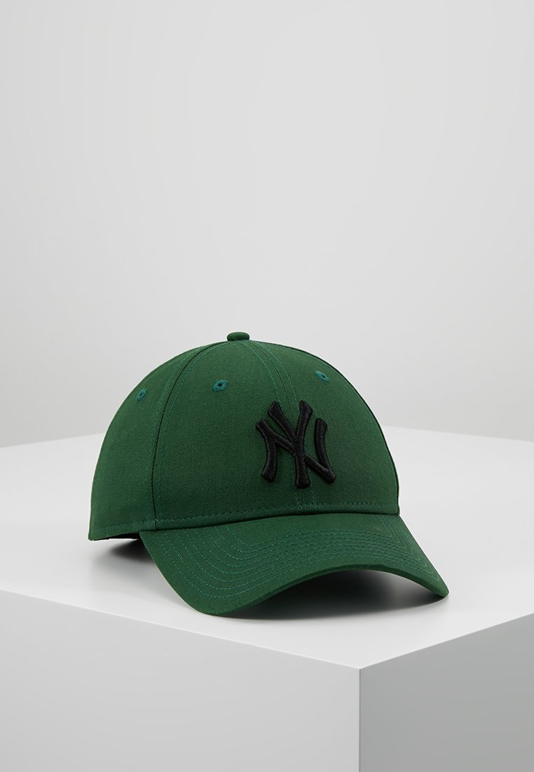 New Era - LEAGUE ESSENTIAL 9FORTY - Cap - dark green